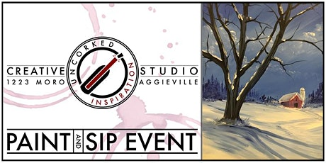 Paint & Sip | Distant Barn tickets