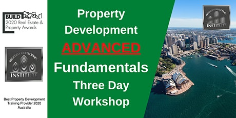 Property Development Advanced Fundamentals tickets