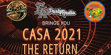 CASA 2021 THE RETURN tickets