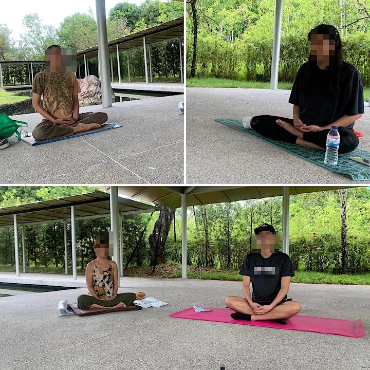 Morning Meditation Practice image
