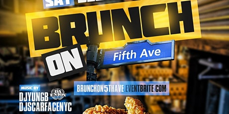 BRUNCH ON 5TH AVE  #VegasWorld tickets