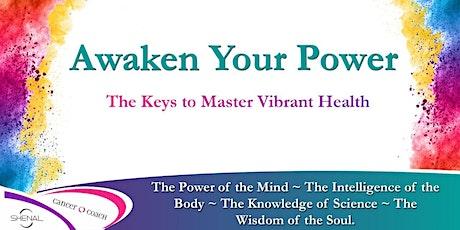 The Keys to Master Vibrant Health tickets