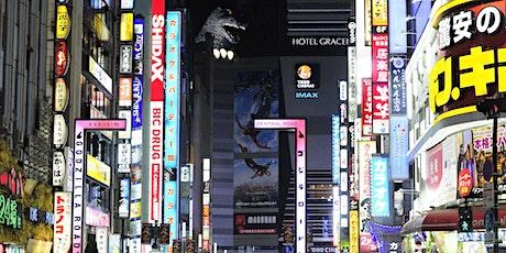 Tokyo Live Virtual tour -  Shinjuku Neon Lights tickets