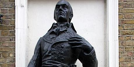 Virtual Tour - Francisco de Miranda - A Revolutionary in London tickets