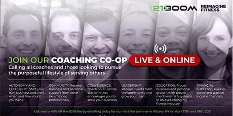 Coaching Co-Op Seminar tickets