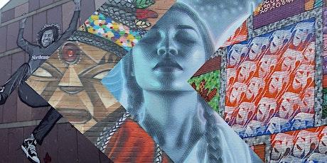 Boston Street Art and Graffiti Walking Tour (July) tickets