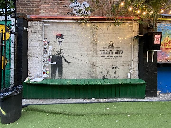 Brick Lane & Shoreditch Street Art Walking Tour image