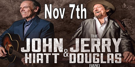 John Hiatt with Jerry Douglas tickets