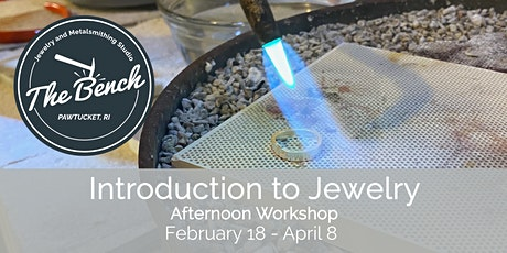 Introduction to Jewelry - Afternoon Class tickets