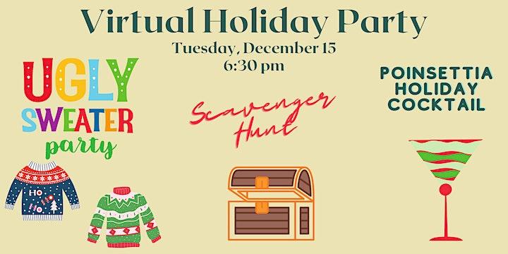 ABWA December Virtual Holiday Party image
