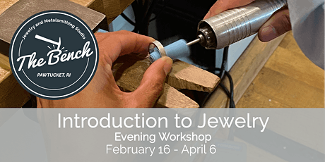 Introduction to Jewelry - Evening Class tickets