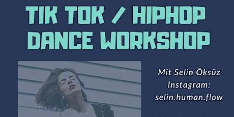 TikTok & HipHopTanz-Workshop für Kinder ab 8 J. Tickets