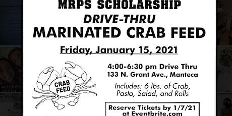Scholarship Drive-thru Crab Feed tickets