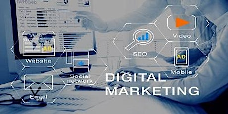 Digital Media Marketing Strategy for 2021 -  Zoom - 3 HR CE tickets