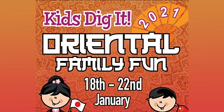 Oriental Family Fun 2021 tickets