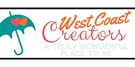 West Coast Creators Team Meetings 2021 tickets