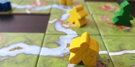 Games Club - Carcassonne : Ages 10-17 tickets