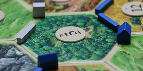 Games Club - Catan : Ages 10-17 tickets