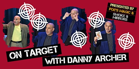 On Target with Danny Archer tickets