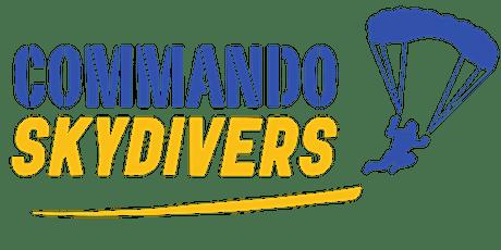 Commando Skydivers 60th Birthday Boogie tickets