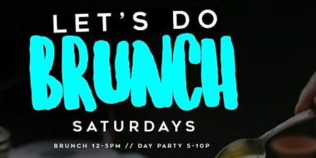 Ozio Saturdays Brunch & Day Party tickets