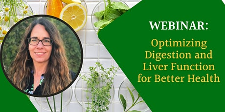 Webinar: Optimizing Digestion and Liver Function for Better Health tickets
