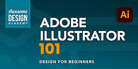 Adobe Illustrator 101: 3-Part Series tickets