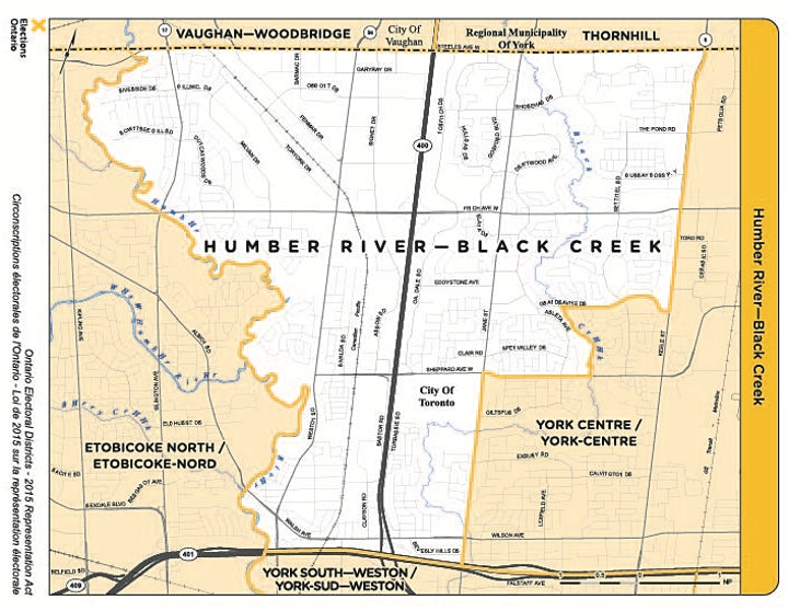 Talk with Assiatou Diallo - Humber River Black Creek image