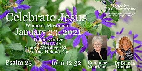 Celebrate Jesus tickets