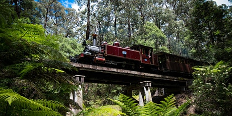 Photography Course  18-Puffing Billy Photo Event tickets