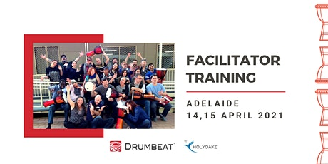 DRUMBEAT 2 Day Facilitator Training | Adelaide | SA tickets