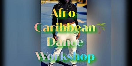 Afro-Carribean Dance Workshop tickets
