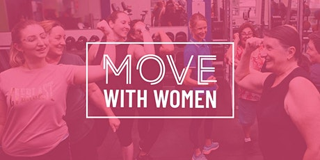 Move With Women - FREE 9 Week Group Exercise Class  -  Grafton tickets