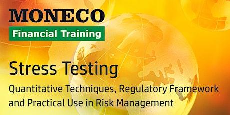 Stress Testing - Quantitative Techniques and Regulatory Framework tickets