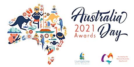 Livingstone Shire  Australia Day Awards tickets