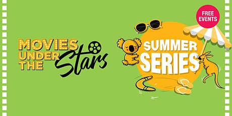 Movies Under the Stars – Summer Series - Broadwater Parklands tickets