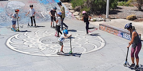 City Of Fremantle - scooter coaching workshop session - January 28th 2021 tickets