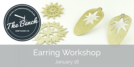 Earring Workshop tickets