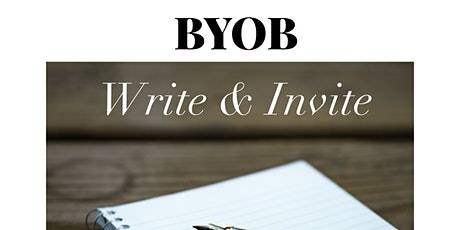 BYOB - 3rd Friday Virtual Mixer tickets