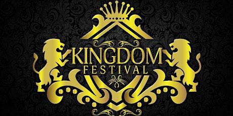 Kingdom Festival tickets