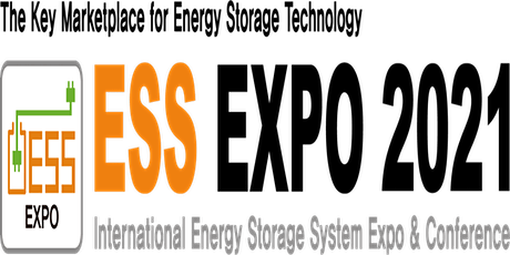 ESS EXPO 2021 tickets