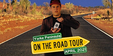 On The Road Tour - Ardrossan, Yorke Peninsula tickets