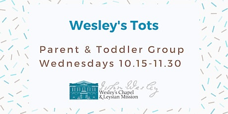 Wesley's Tots tickets