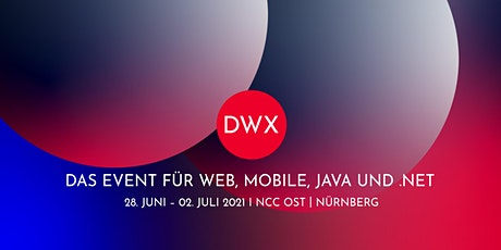 DWX - Developer Week '21 billets
