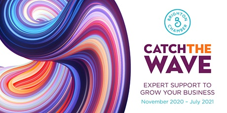 Catch the Wave: Barriers to growth in an ever-changing world tickets