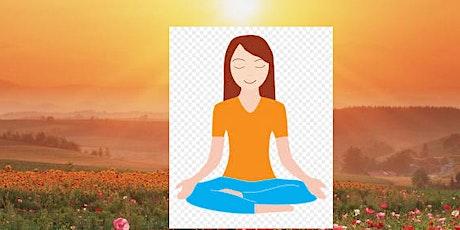 Brockton Guided Meditation- Feel the experience! tickets