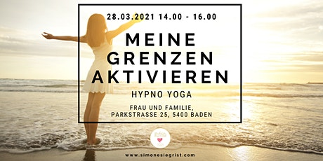 Hypno Yoga - Meine Grenzen aktivieren Tickets