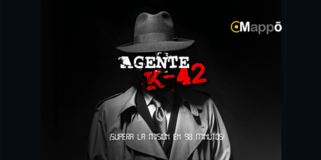 Street Escape Agente K-42 por las  calles de Madrid tickets