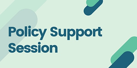 Policy Support Session - Equal Opportunities tickets
