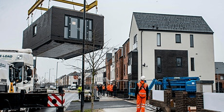 CamFest 2021: Tackling the housing crisis by transforming construction Tickets